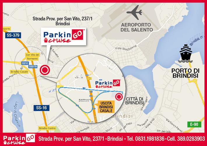 cartina parkingo parcheggio brindisi porto