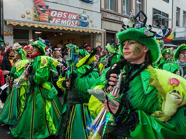 Cologne Carnival 2017 - Germany
