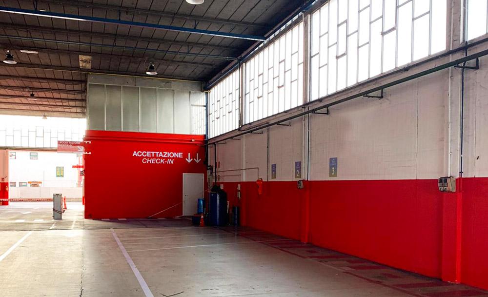 Aeroporto Bergamo : Parcheggio orio al serio parkingo