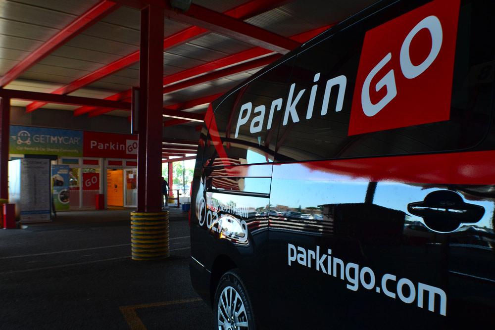 Aeroporto Treviso Parcheggio : Parcheggio fiumicino parkingo