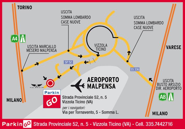 Parcheggi dell'aeroporto di Milano Malpensa: info e costi
