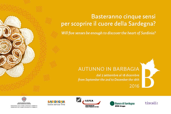 parking airporto ParkinGO suggests l'autunno in Barbagia